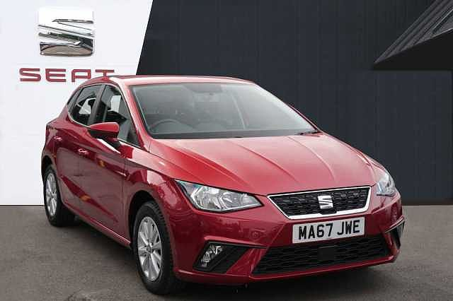 SEAT Ibiza 1.0 TSI (95ps) SE (s/s) 5-Door
